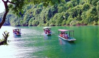 Tour Hồ Ba Bể -Thác Bản Giốc - Hang Pắc Bó - Động Ngườm Ngao 3 Ngày