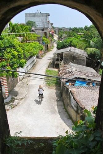 Các làng ven đô của Hà Nội thời chưa mở rộng