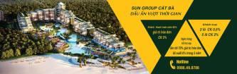 Sun Group Cát Bà siêu dự án biệt thự nghỉ dưỡng của tập đoàn Sun Group