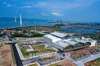 Cận cảnh bãi tắm nhân tạo, resort và cáp treo Cát Hải... ở Hải Phòng