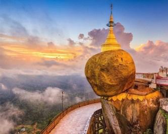 Chùa Núi Vàng – Điểm đến linh thiêng tại Bangkok