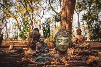 Đi tìm lá bùa Thái Lan: huyền thuật và sự thật rợn người!
