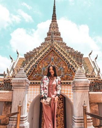 Kinh nghiệm từ A-Z khám phá chùa Phật Ngọc Thái Lan linh thiêng