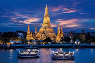 Bật mí cho tín đồ du lịch những địa điểm siêu hot ở Thái Lan