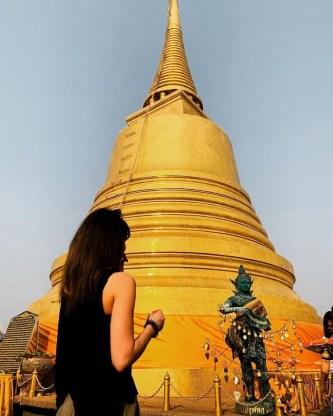 Vi vu Thái Lan khám phá vẻ đẹp độc đáo của chùa Núi Vàng