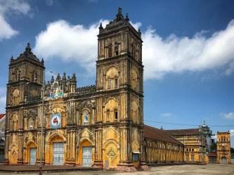 Top 8 nhà thờ có kiến trúc đẹp nhất Nam Định