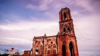 Đến thăm nhà thờ Đổ Nam Định