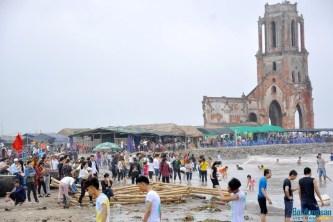 """Nhà thờ đổ Nam Định sắp hết thời """"điểm đến"""""""