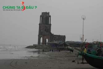Nam Định Trip phần 2 | Nhà thờ đổ – Chùa Linh Ứng