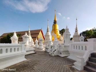 Khám phá vẻ đẹp cổ kính và thanh bình của Chiang Mai qua ống kính OPPO Reno2