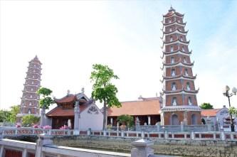 Hoằng Phúc tự - ngôi chùa cổ nhất đất miền Trung