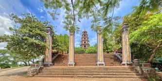 Kiến trúc chùa Huế