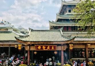 Khu du lịch Núi Sam Châu Đốc An Giang