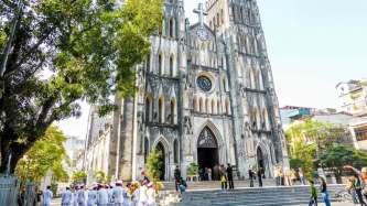 Khám phá Nhà thờ lớn Hà Nội