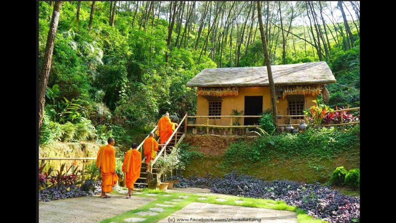 Đi tìm sự bình yên ở Địa Tạng Phi Lai tự