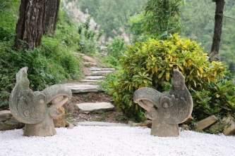 Vẻ đẹp yên bình của ngôi chùa Địa Tạng Phi Lai