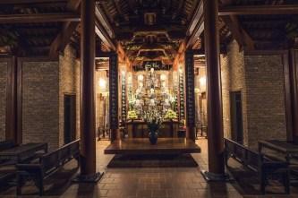 Địa Tạng Phi Lai Tự - Cổ tự ngàn năm nổi tiếng với nét đẹp yên bình