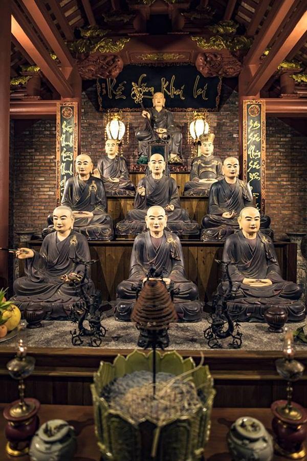 Chùa Địa Tạng Phi Lai Tự: Ngôi chùa với nét đẹp bình yên tại Hà Nam