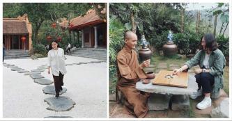 Cùng đặt chân vào chốn Địa Tạng Phi Lai yên bình