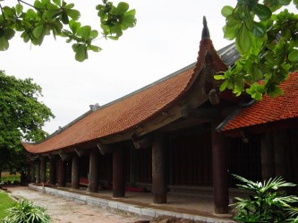 Chùa Keo độc đáo, tiêu biểu cho kiến trúc cổ Việt Nam thời hậu Lê-nét đẹp ngàn xưa