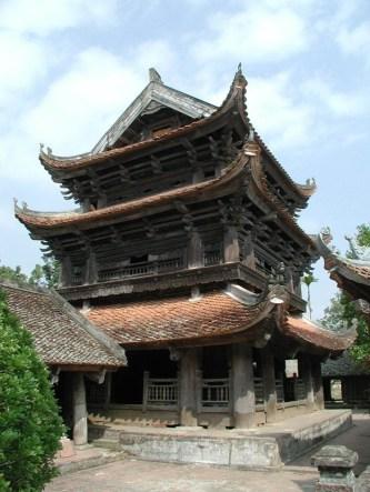 Chùa Keo Thái Bình – ngôi chùa cổ đẹp bậc nhất Việt Nam