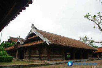 [Thái Bình] Chùa Keo – nét kiến trúc cổ độc đáo của ngôi chùa Việt