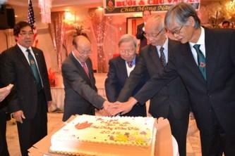 Cựu Học Sinh Trường Bưởi-Chu Văn An họp mặt mừng Xuân Kỷ Hợi