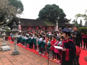Đền thờ Chu Văn An với danh thơm Vạn thế sư biểu