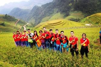 Du lịch cộng đồng hút du khách 'đổ' về Yên Bái