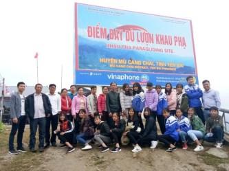 Phát triển du lịch cộng đồng ở Mù Cang Chải